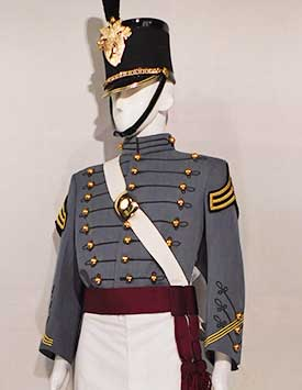West Point Cadet - Firstie Parade Uniform