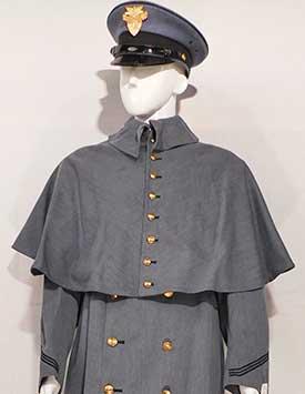 West Point Cadet - Overcoat
