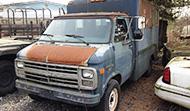 Chevrolet Delivery Van (