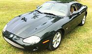 1996 Jaguar XK8