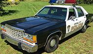 1980s Ford LTD (Matching Pair)
