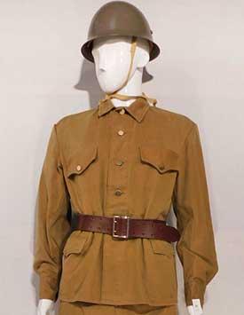 China - PLA - Soldier w/ Helmet (1949)