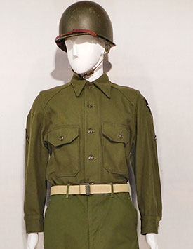 Army - Enlisted - Winter Basic - Korea (1950-53)