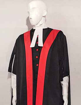 Supreme Court Justice - Canada (w/o Wig)