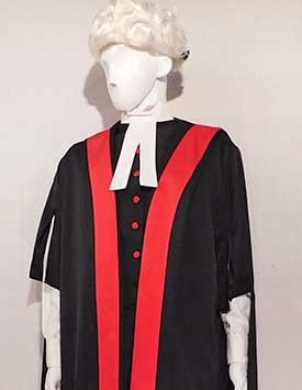 Supreme Court Justice - Canada (w/ Wig)