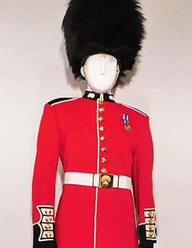 Coldstream Guards Ceremonial  (Palace Guard)