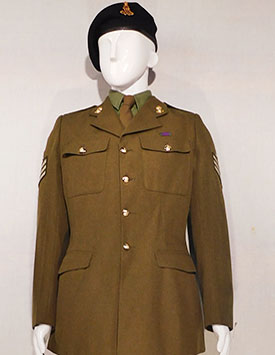 British Army - Current - Enlisted (Service Dress)