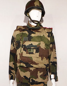 France - Current Army - Enlisted - Temperate Pattern