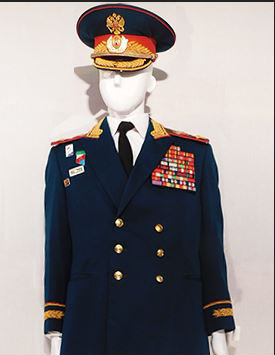 Current Army - Officer - Parade Dress
