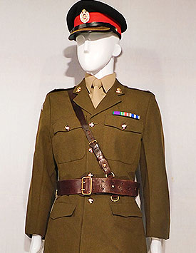 British Army - Current - Officer (Service Dress)