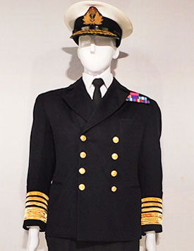 Royal Navy - Current - Officer (Dress)