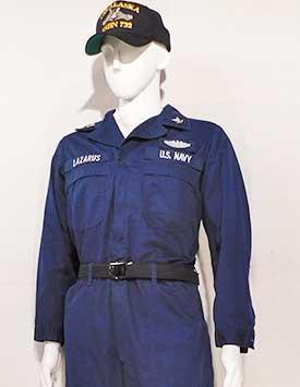 Submarine Crew Coveralls (aka Boomer Suit)