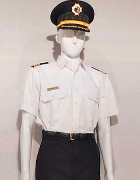 Firefighter - Asst. Chief - Service Dress (CDN Style)