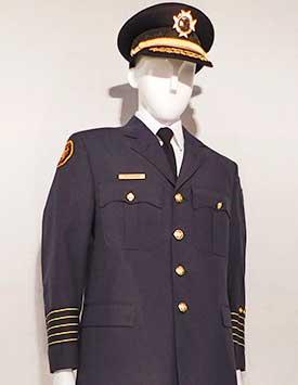 Firefighter - Chief - Dress Uniform (CDN Style)