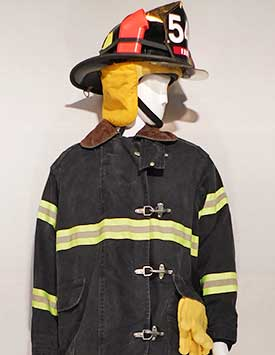 Firefighter - FDNY - Turnout/ Bunker Gear (Current)