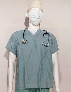 Medical - Doctor/ Nurse Scrubs (Civilian)