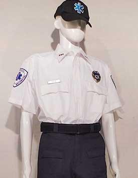 Paramedic - Generic (White Style)