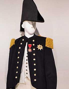France - Napoleonic Wars - Emperor Napoleon (Type B)