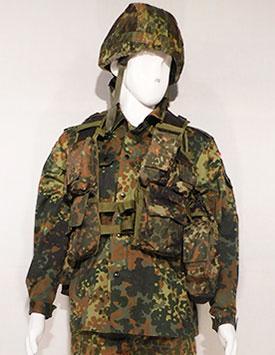 German Army - Current - Battle Order (Flecktarn)