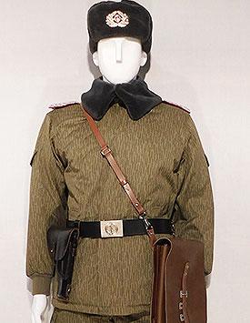 East Germany (DDR) - Officer - Winter Wear