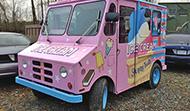 AM General FJ-8 Mail Van (Ice Cream Truck)