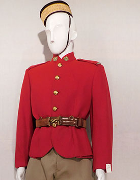 NWMP Constable - Service Dress (1870s)