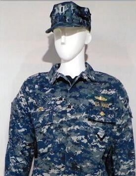 US Navy Officer - NWU I (Blueberry)