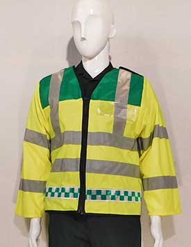 Paramedic - Britain - Current (Hi Vis)