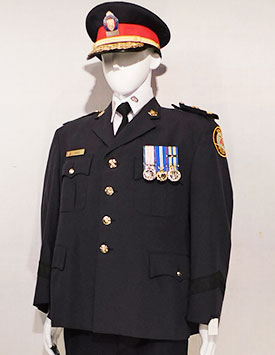 Metro Toronto PD Chief (Current)