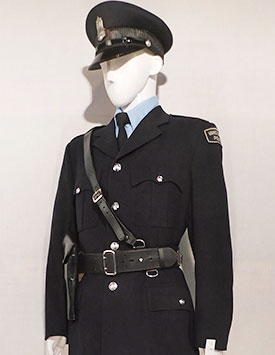 Vancouver PD Constable - Winter (1960s)