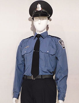 Vancouver PD Constable - Fall Uniform (1970s-80s)