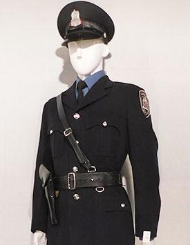 Vancouver PD Constable - Dress Uniform (1970s-80s)