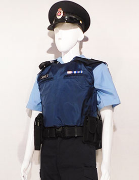Generic Sergeant w/ Vest (to 2015)