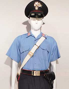 Italy - National Police/ Carabinieri (Summer)
