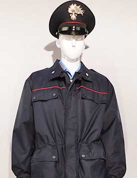 Italy - National Police/ Carabinieri (Winter)