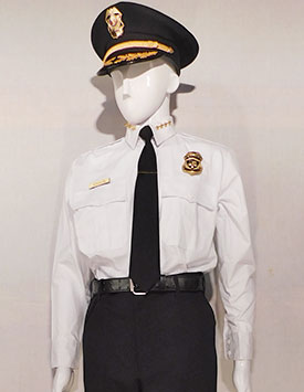 Generic Police - Chief