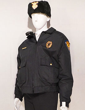 Generic Police - Officer (Winter)