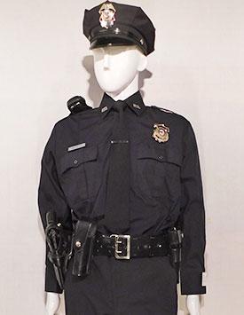 Generic Police - Patrol (Fall)
