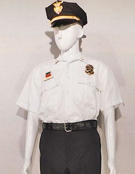 Generic Police - Lieutenant (Summer)