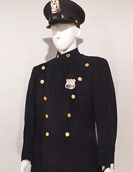 NYPD Patrol (1920s-30s)