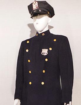 NYPD Patrol (1940s-50s)