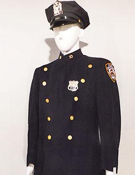NYPD Patrol (1960s-80s)