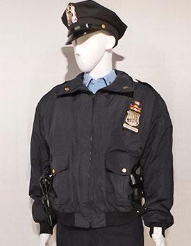 NYPD Patrol - Winter (1980s-1995)