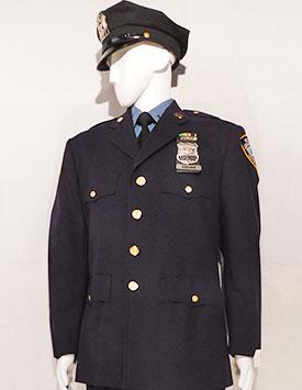 NYPD Patrol - Dress Uniform (1980s-1995)
