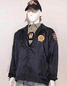 NYPD CSU Detective