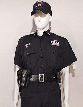 NYPD ESU Member