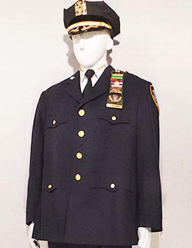 NYPD ESU Officer - Chief