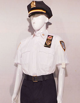 NYPD Officer - Captain