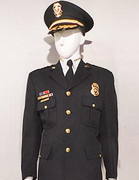 Generic Police - Officer (Dress)
