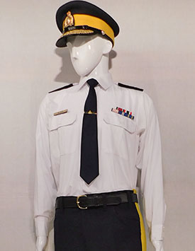 Commissioner - Winter Dress (Current)